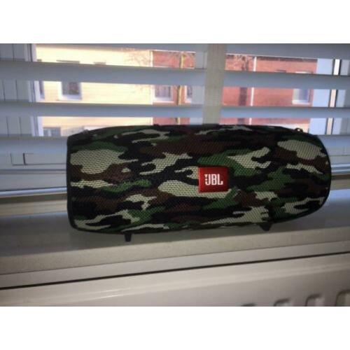 JBL Xtreme limited camo edition