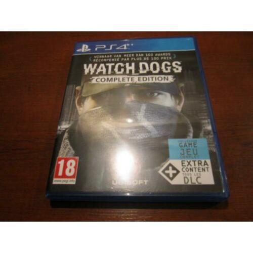 Watch Dogs - Complete Edition - PS4
