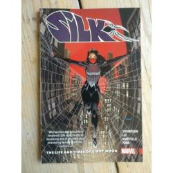 Silk TPB1; The life and times of Cindy Moon