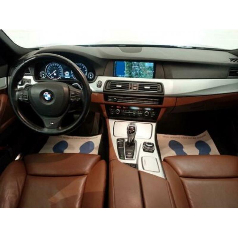 BMW 5 Serie 528I Sedan 245pk HIGH EXECUTIVE M-SPORT Aut8 Vol